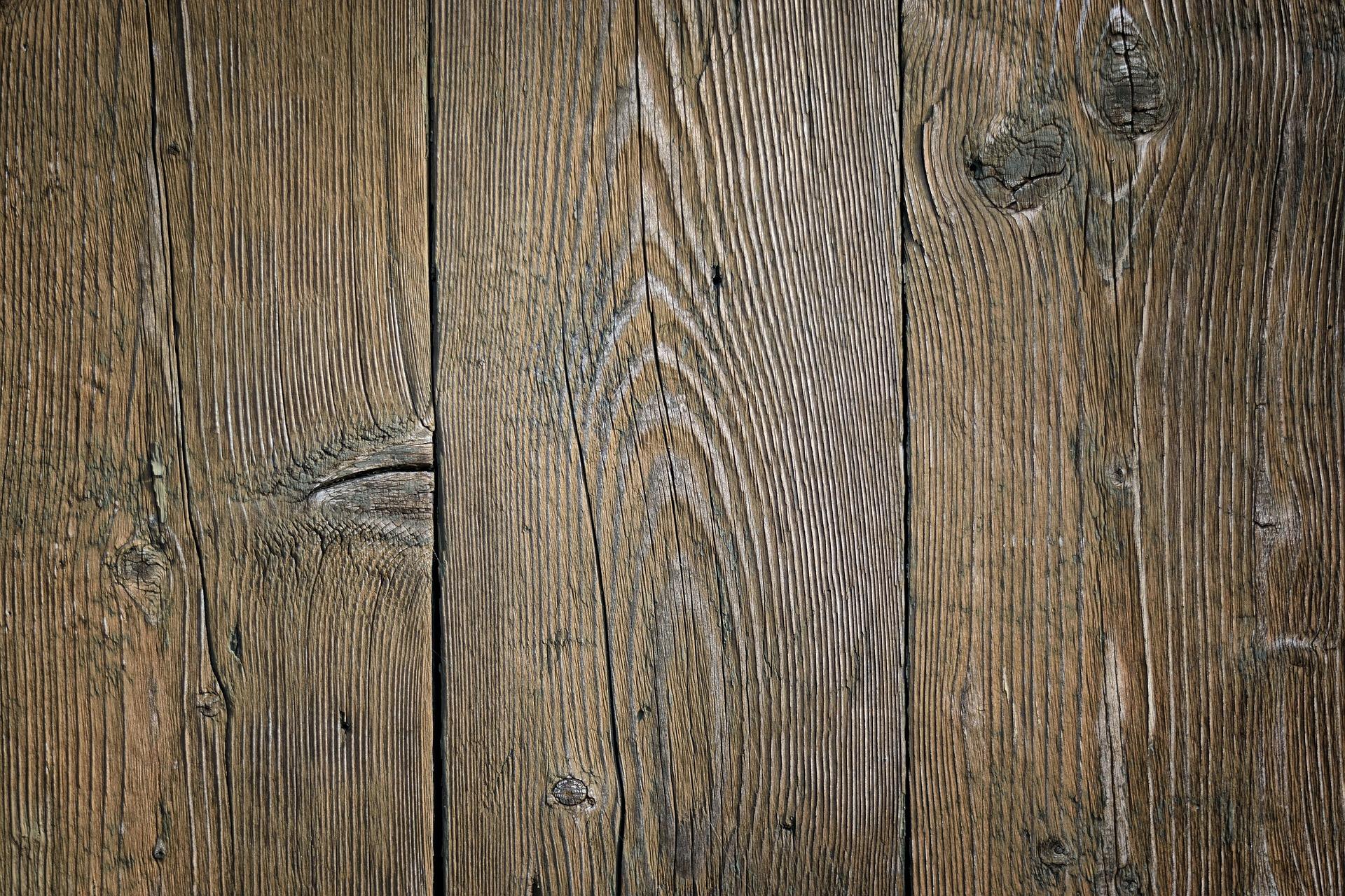 Motivtapete Holz
