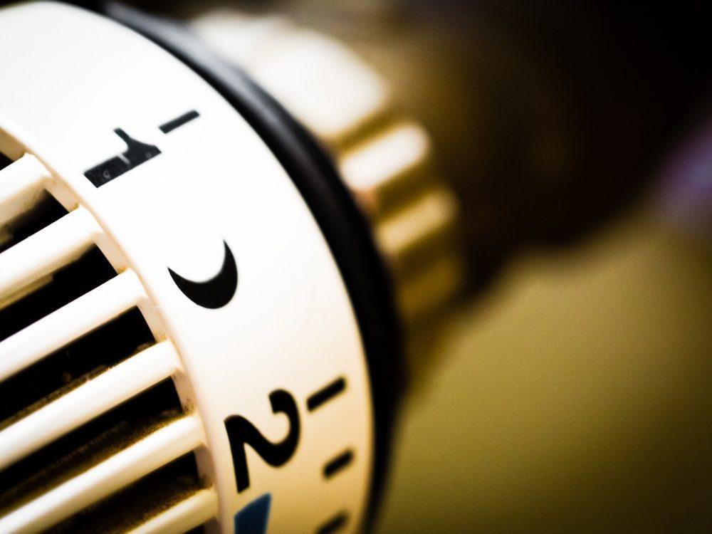 Richtig heizen im Winter Heizungskosten sparen Heizkosten sparen Raumtemperatur senken