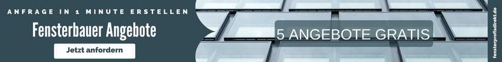 Fensterbauer Angebote
