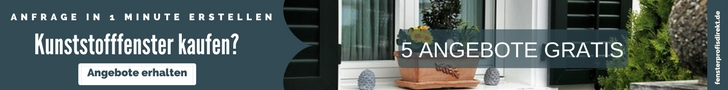 Kunststofffenster kaufen