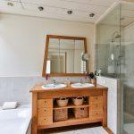 Badrenovierung Badezimmer natürlich