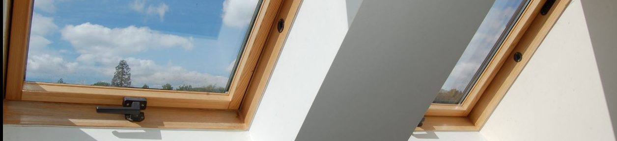 Welcher Handwerker baut Dachfenster ein