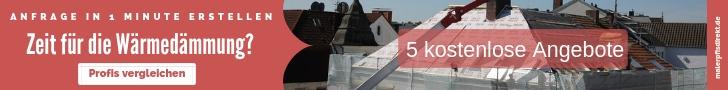 Dach dämmen Wärmedämmung Dach
