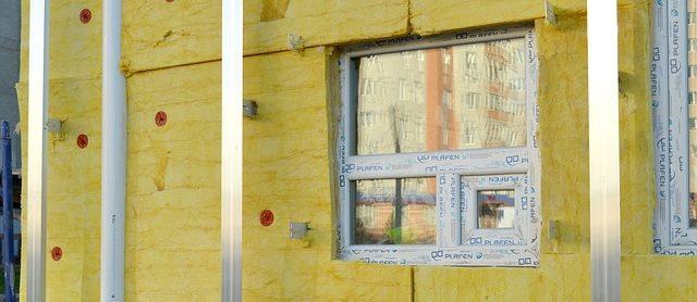Fassadendämmung Fassade dämmen
